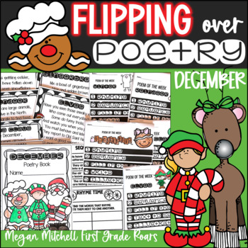 Poetry Flip Books: December