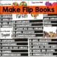 Poetry Flip Books: November
