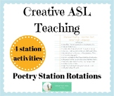 Poetry Station Sample FREE