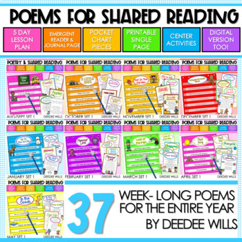 Poetry THE COMPLETE SET