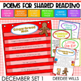 Poetry | Poems 1 for December | Printable and Digital
