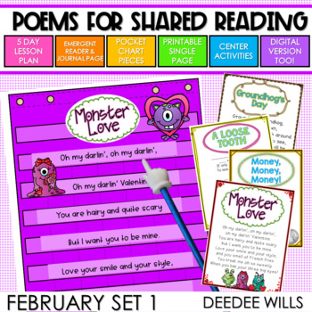 Poetry: Poems for February