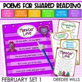 SEESAW Preloaded Poetry: Poems for February