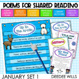SEESAW Preloaded Poetry: Poems for January