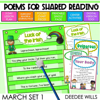 St Patricks Day Teaching Resources Lesson Plans Teachers Pay