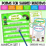 Poetry | Poems 1 for March | Printable and Digital