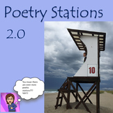 Poetry Stations 2.0: for High School and Middle School Dis