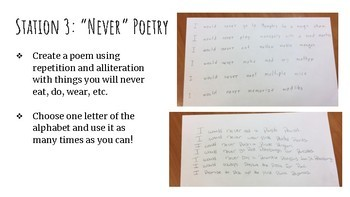 Poetry Stations