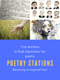 Poetry Stations: Finding Inspiration to Write