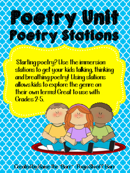 Poetry Stations Unit