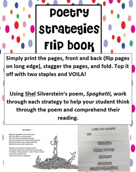 Poetry Strategies FlipBook