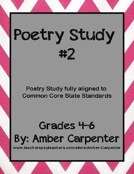 Poetry Study #2