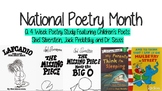 Poetry Study and Read Aloud Lesson