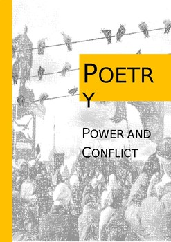 Poetry Support Booklet