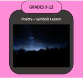 Poetry-Symbols Lesson