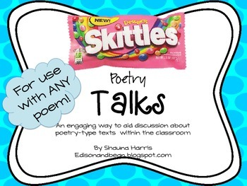 Poetry Talks - Skittles Version