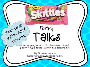 Poetry Talks - Skittles Version