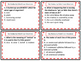 Poetry Task Cards and Scoot Activity