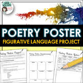 Figurative Language - Poetry Poster Project