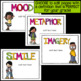 Poetry Terms Posters with Kids