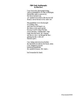 Poetry Test Prep