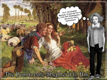 Poetry: The Passionate Shepherd to His Love & The Nymph's Reply to the Shepherd