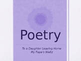Poetry Theme PPT