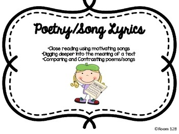 Poetry Through Music