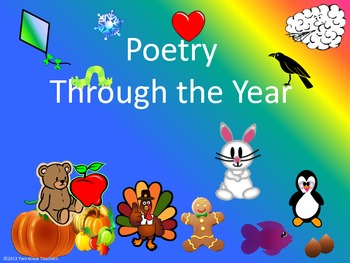 Poetry Through the Year