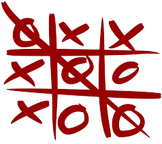 Poetry Tic-Tac-Toe Menu Activity