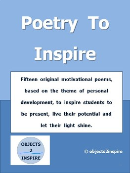 Poetry To Inspire: motivational poems to encourage success