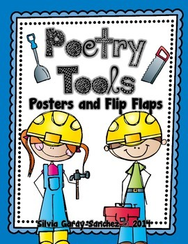 Poetry Tools: Posters and Flip Flaps