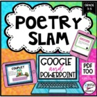 Poetry Unit with Types of Poems, Poetry Elements, and Poetry Analysis