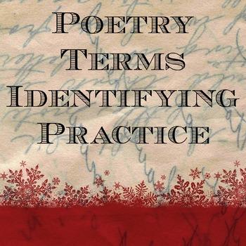 Poetry Types Identifying Practice