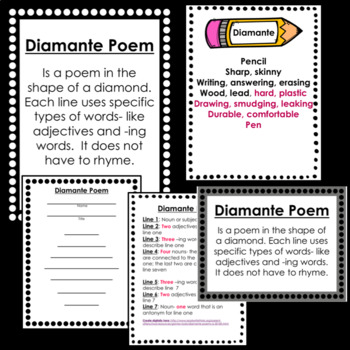 Poetry- Types of Poems