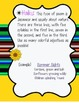 POETRY UNIT: Colorful Posters, Activities and Examples! :)