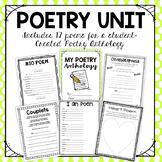Poetry Unit- Best Selling!