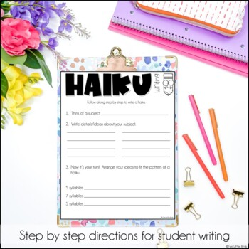Poetry: A Poetry Writing Unit