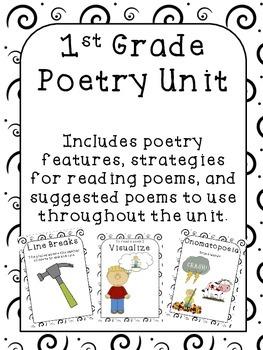 Poetry Unit 1st Grade