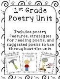 Poetry Unit 1st Grade