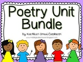 Poetry Unit Bundle