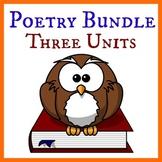 Poetry Unit Bundle: (2 Weeks)