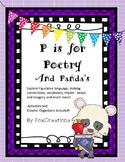 Poetry Unit ~ Common Core ~ No Prep
