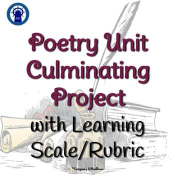 Poetry Unit Culminating Project