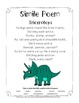 Poetry Unit - Dinosaurs Dig Poems