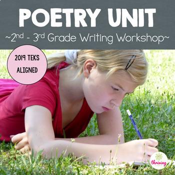 Poetry Unit Grades 1-3