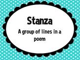 Poetry Unit Helper