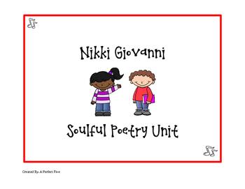 Poetry Unit: Nikki Giovanni