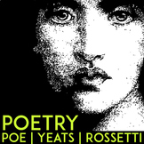 Edgar Allan Poe Point of View Poetry Lesson Plan   Poetry Writing   Annabel Lee
