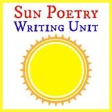 Poetry Unit: Sun Poem (1 Week)